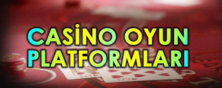 casino oyun platformları