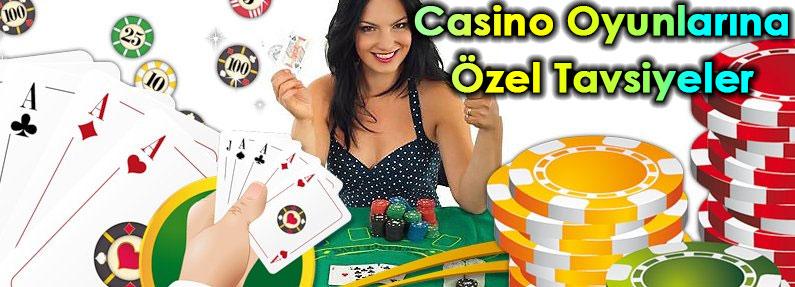 casino tavsiyeleri