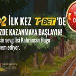 Trbet En Yeni Slot Oyunları Hugo 2 ve Orient Express'i Sunuyor