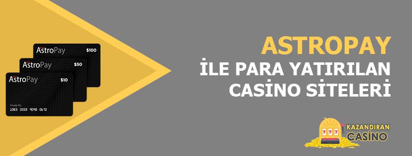 Astropay Casino Para Yatırma