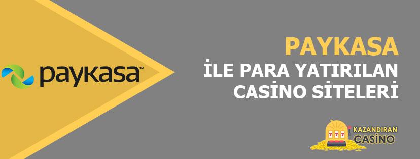 Paykasa Casino Para Yatırma