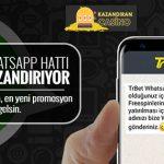 Trbet'te Whatsapp Bonusu Heyecanı